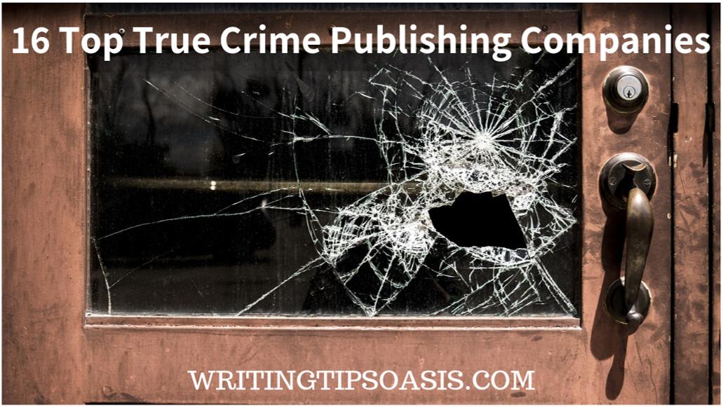 true crime publishing companies