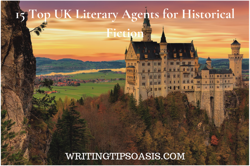 uk literary agents for historical fiction