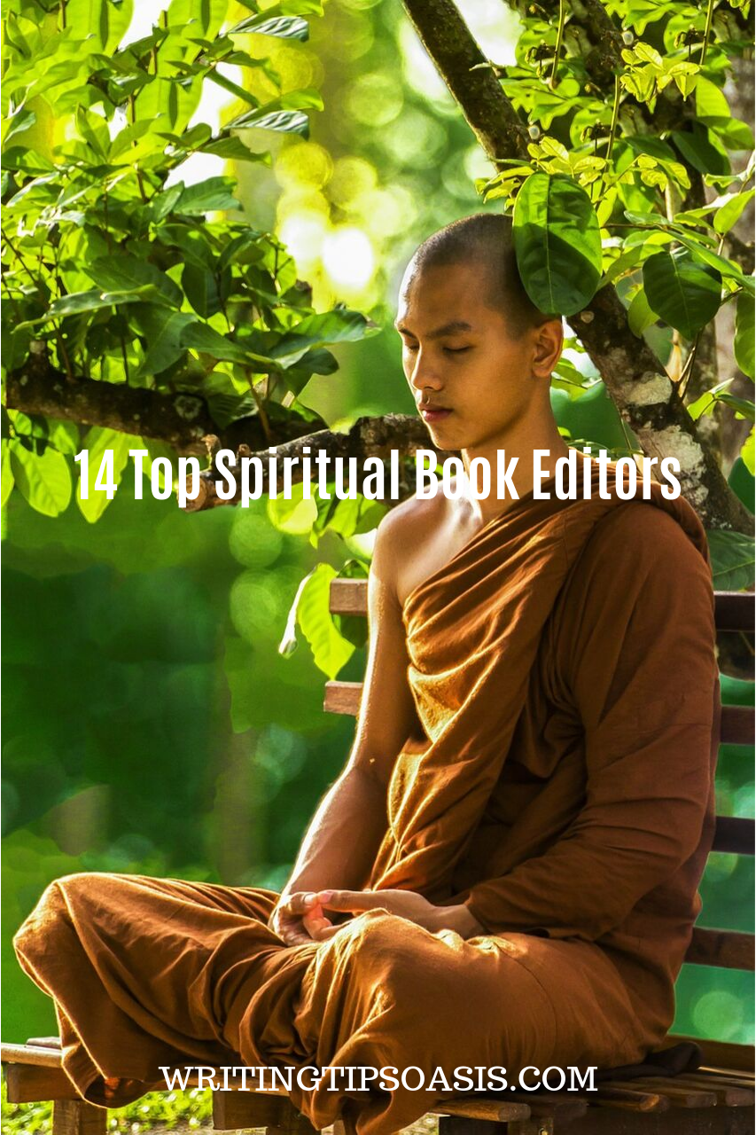 Top Spiritual Book Editors