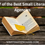 best small literary agencies