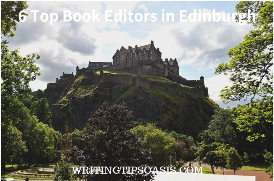 book editors in edinburgh
