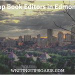 book editors in edmonton