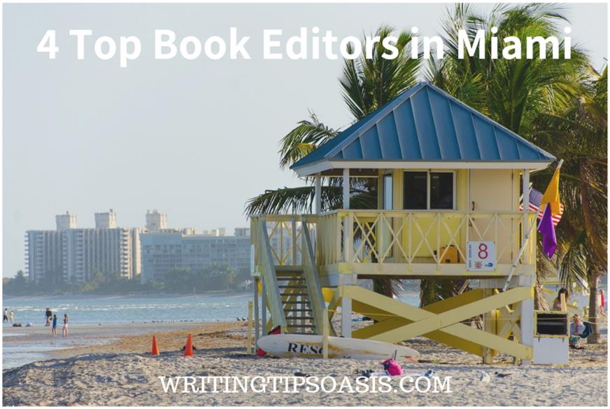 book editors in miami