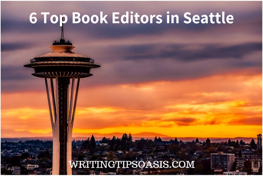 book editors in seattle