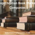 christian book marketing companies