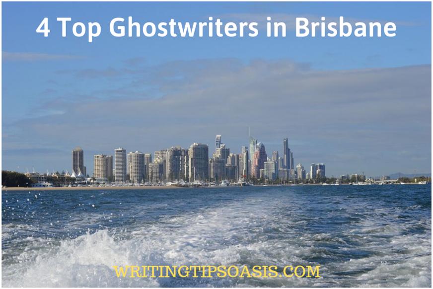 ghostwriters in brisbane