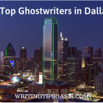 ghostwriters in dallas