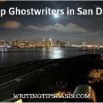 ghostwriters in san diego