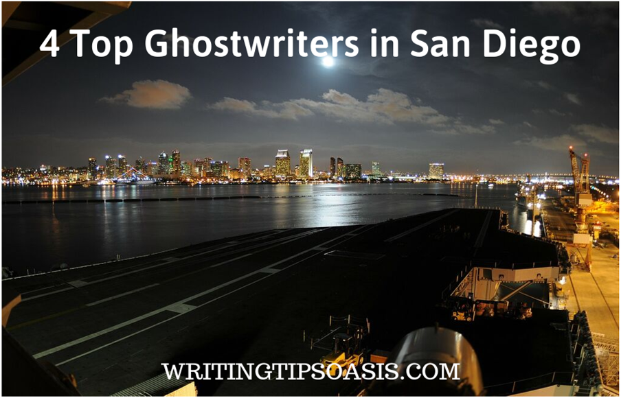 ghostwriters in san diego