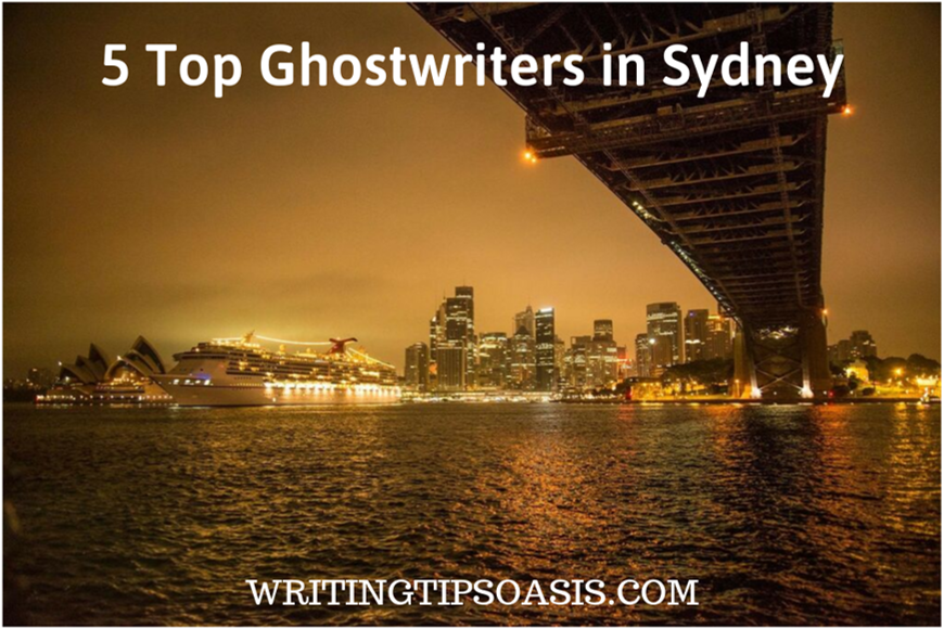 ghostwriters in sydney