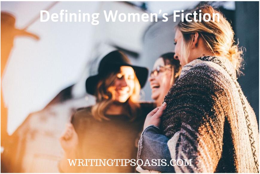 how to write women's fiction