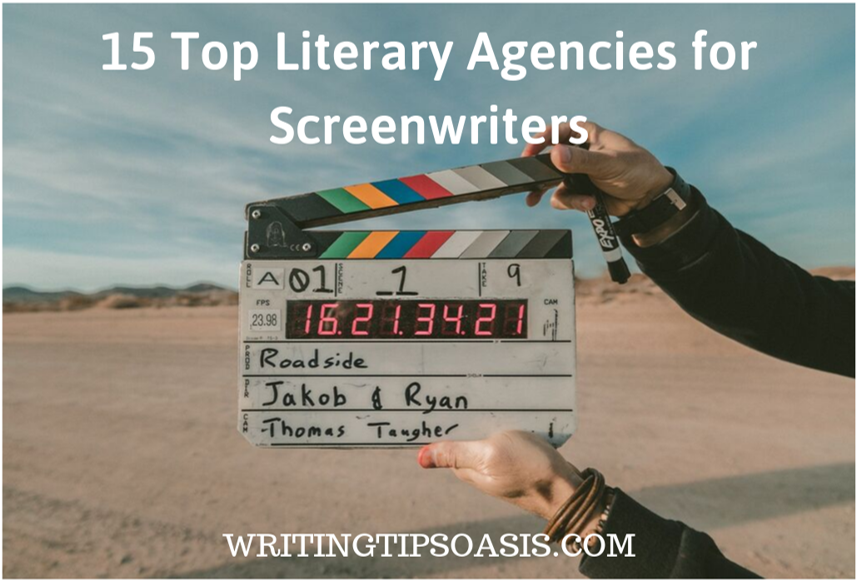 literary agencies for screenwriters