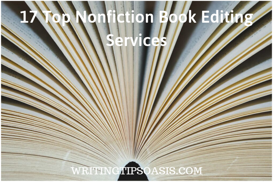 nonfiction book editing services