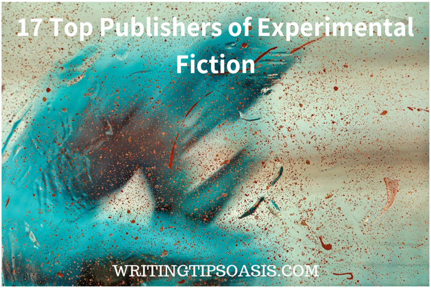 publishers of experimental fiction