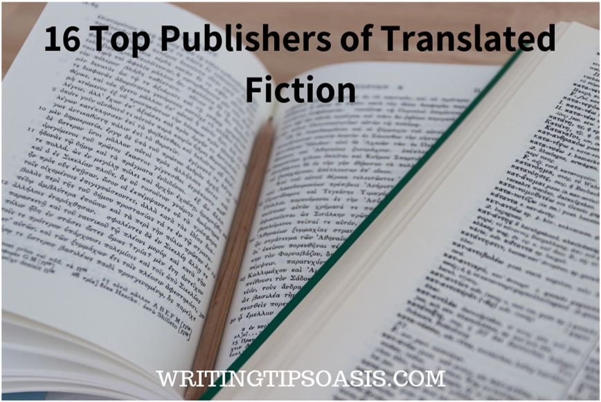 publishers of translated fiction