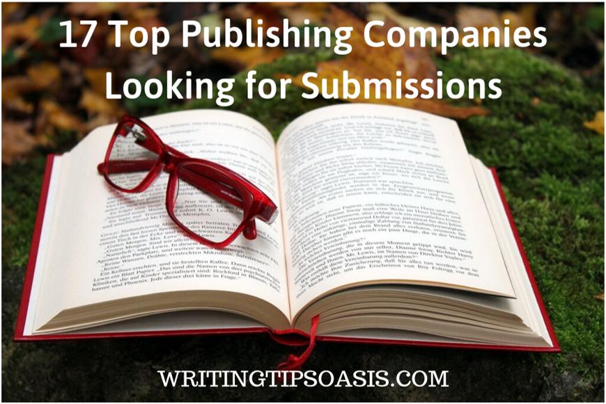 publishing companies looking for submissions