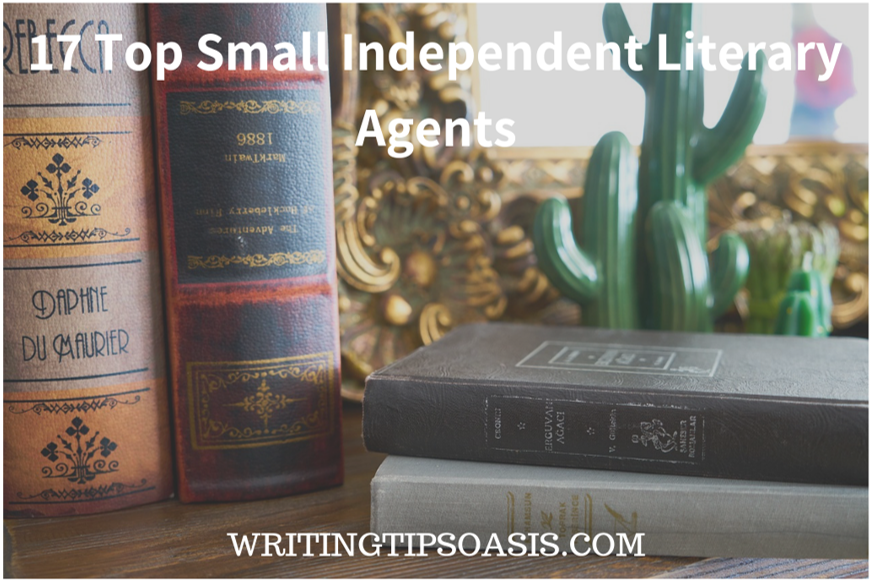 small independent literary agents