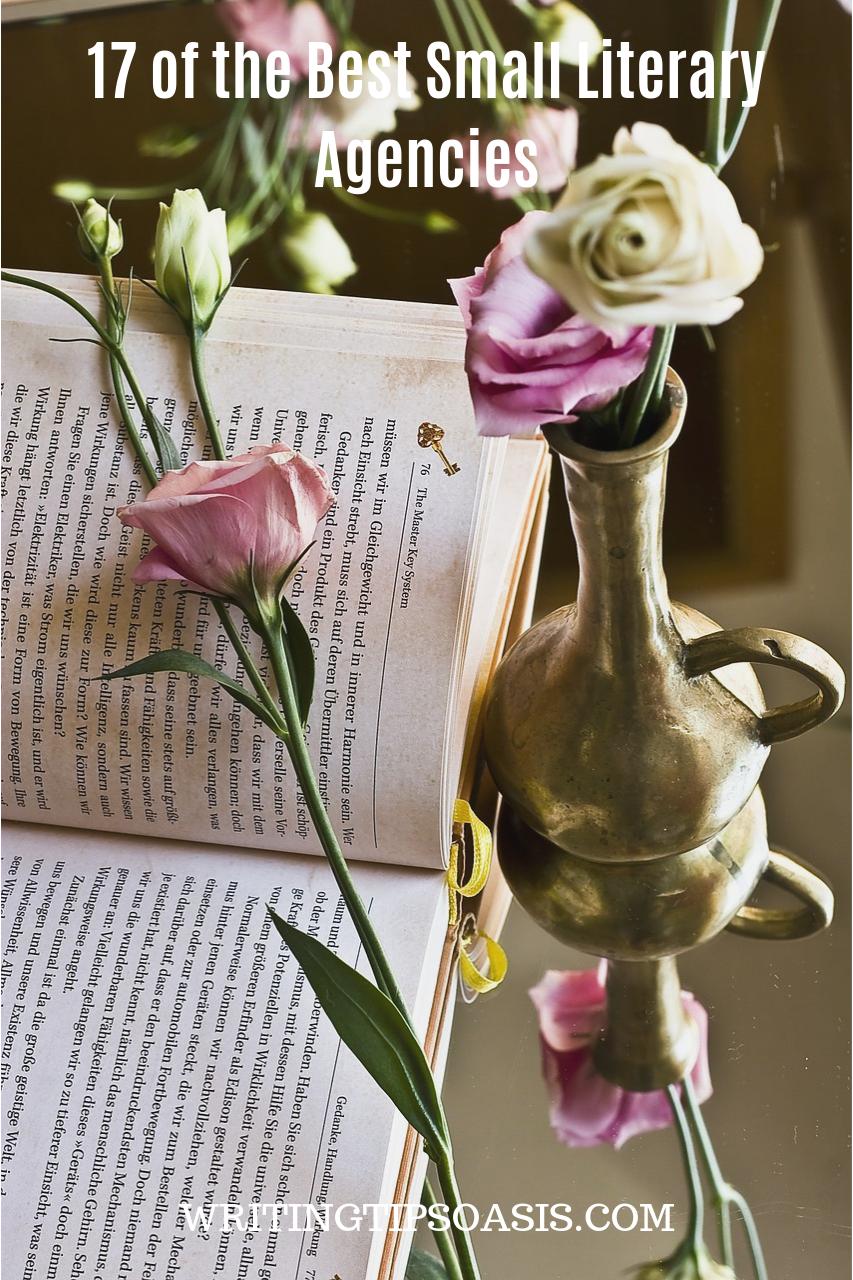top small literary agencies