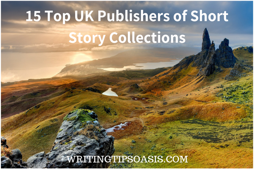 uk publishers of short story collections