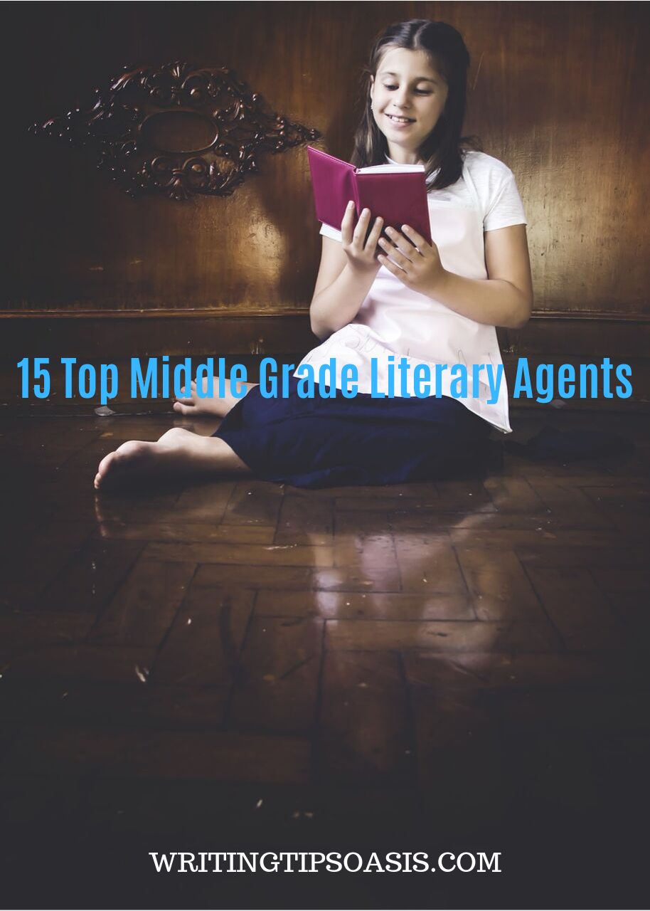 literary agents for middle grade fiction