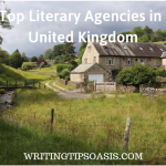 top literary agencies in the uk
