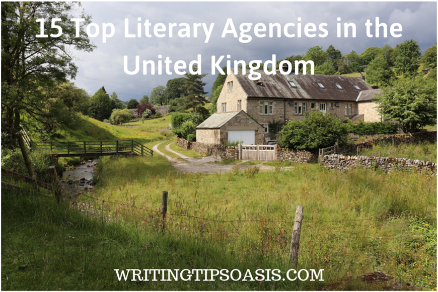 top literary agencies in the uk