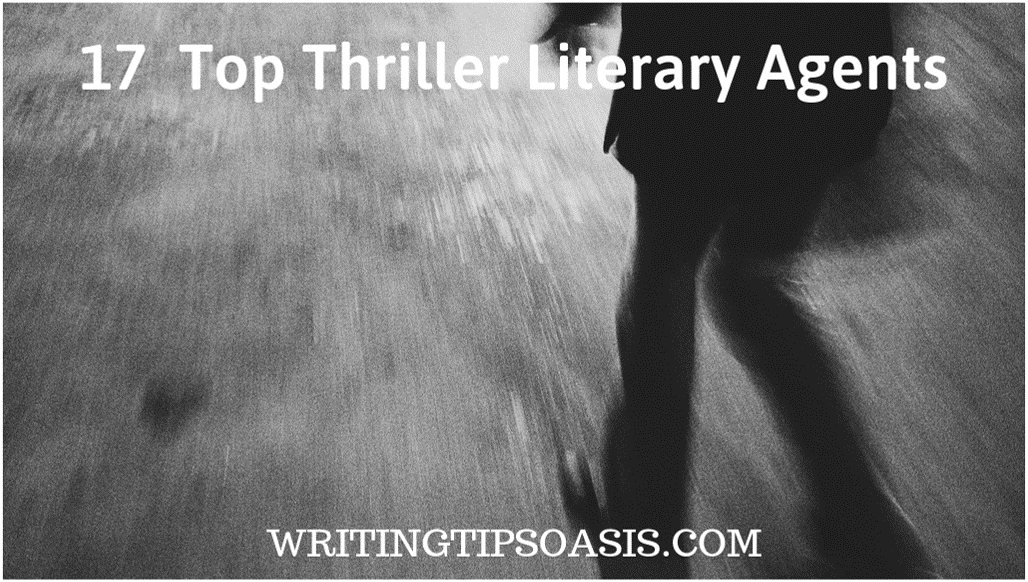 top thriller literary agents