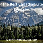 best canadian literary agencies