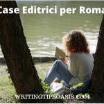 case editrici per romanzi
