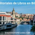editoriales de libros en bilbao