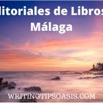 editoriales de libros en málaga
