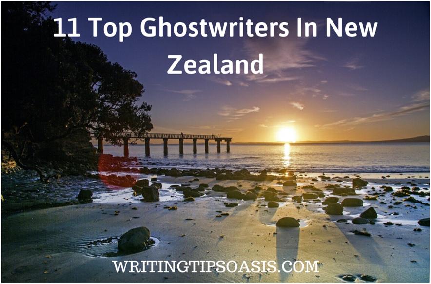 ghostwriters in new zealand