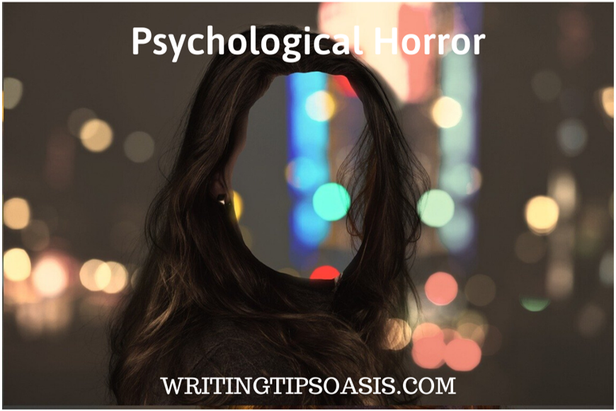 how to write psychological horror