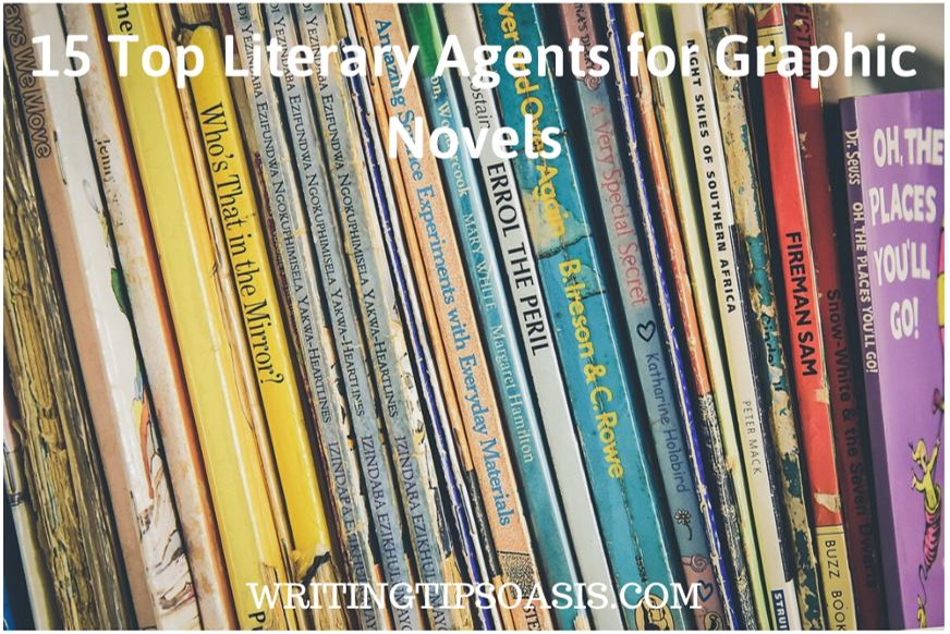 literary agents for graphic novels