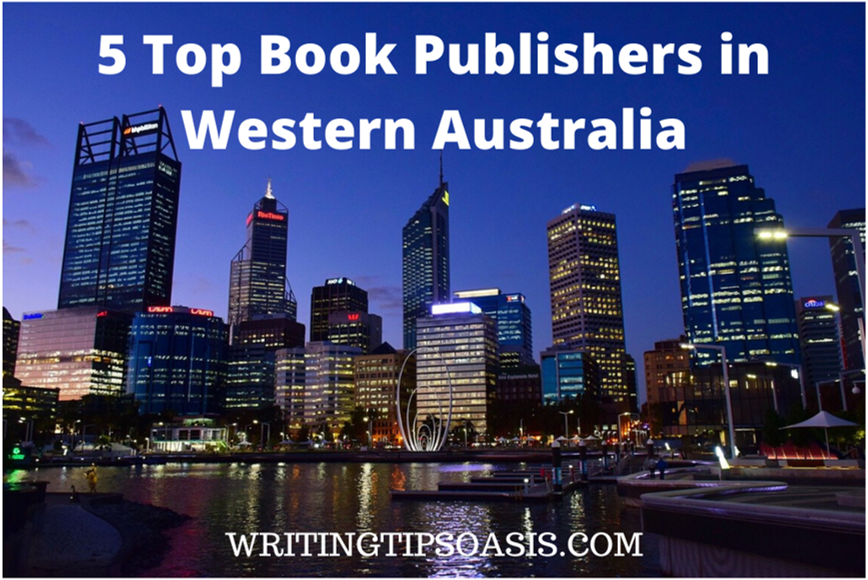 book publishers in western australia