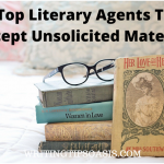 iterary agents that accept unsolicited material