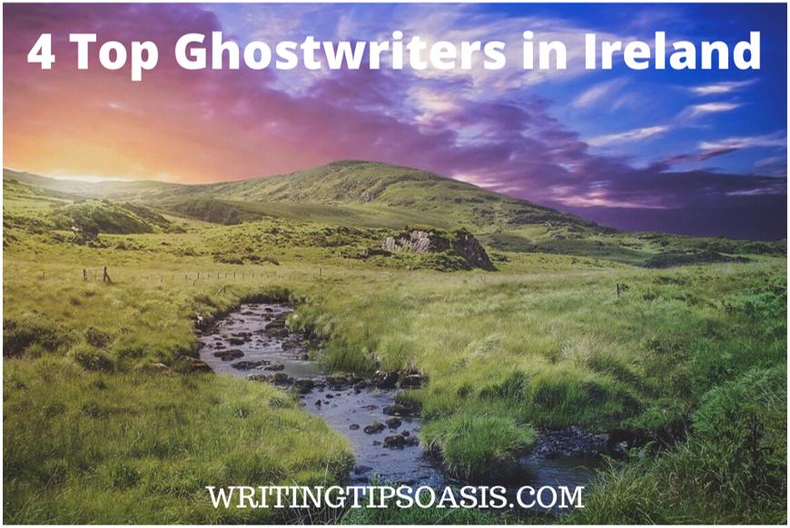 ghostwriters in ireland