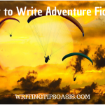 how to write adventure fiction
