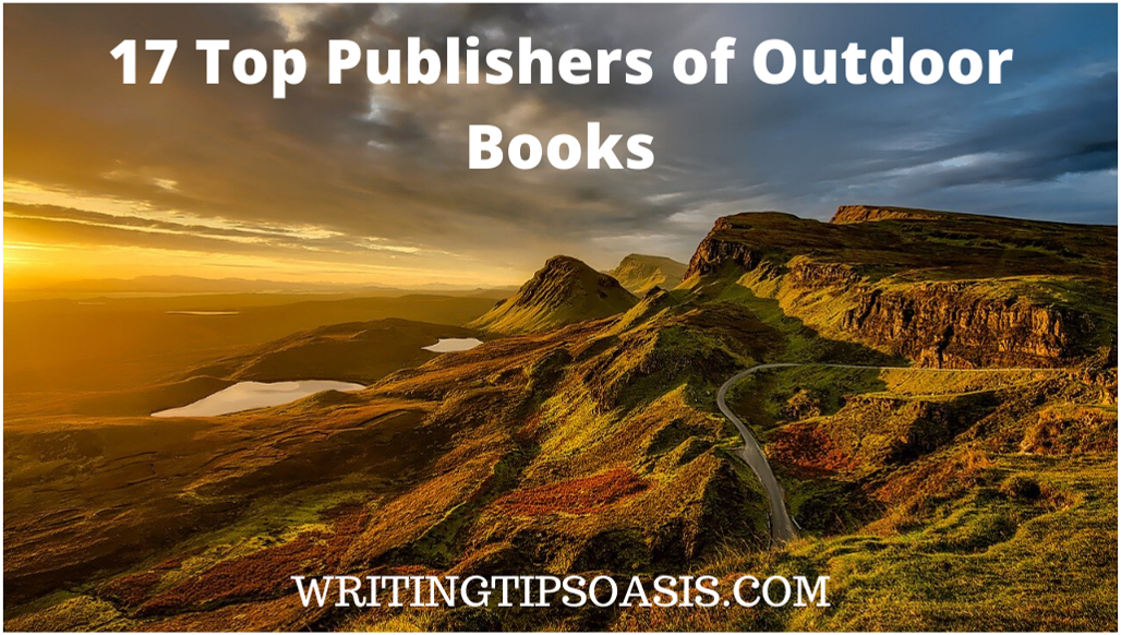 publishers of outdoor books