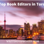 book editors in toronto