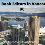book editors in vancouver, bc