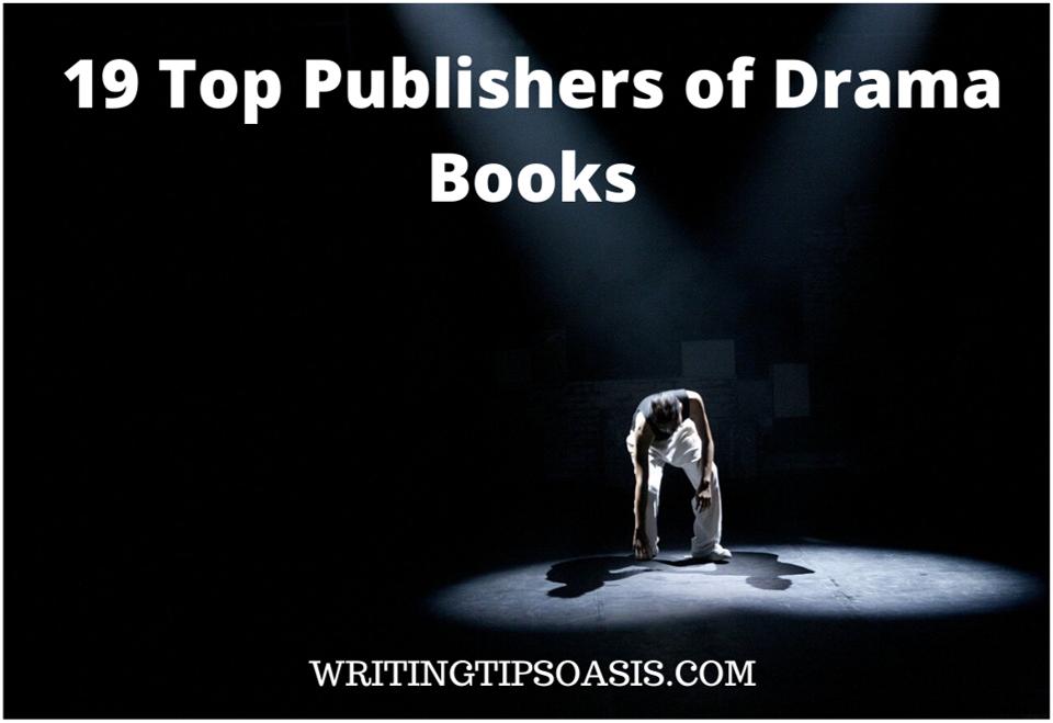 publishers of drama books