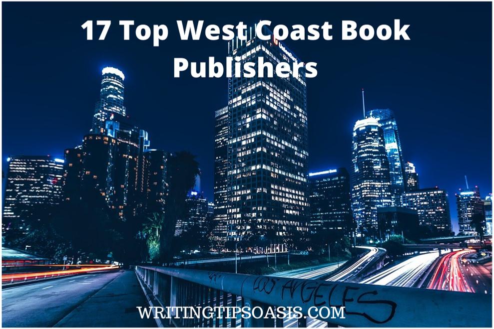 west coast book publishers
