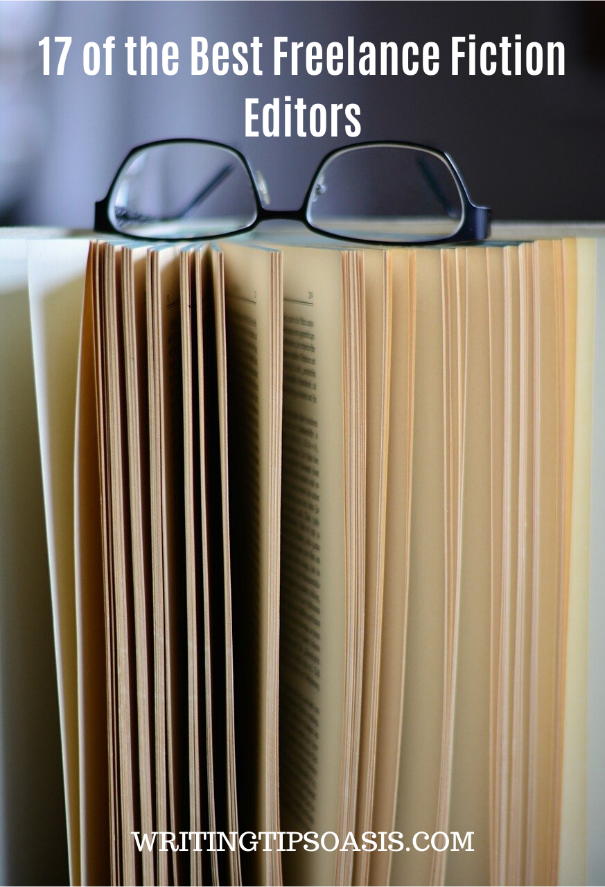 Top Freelance Fiction Editors