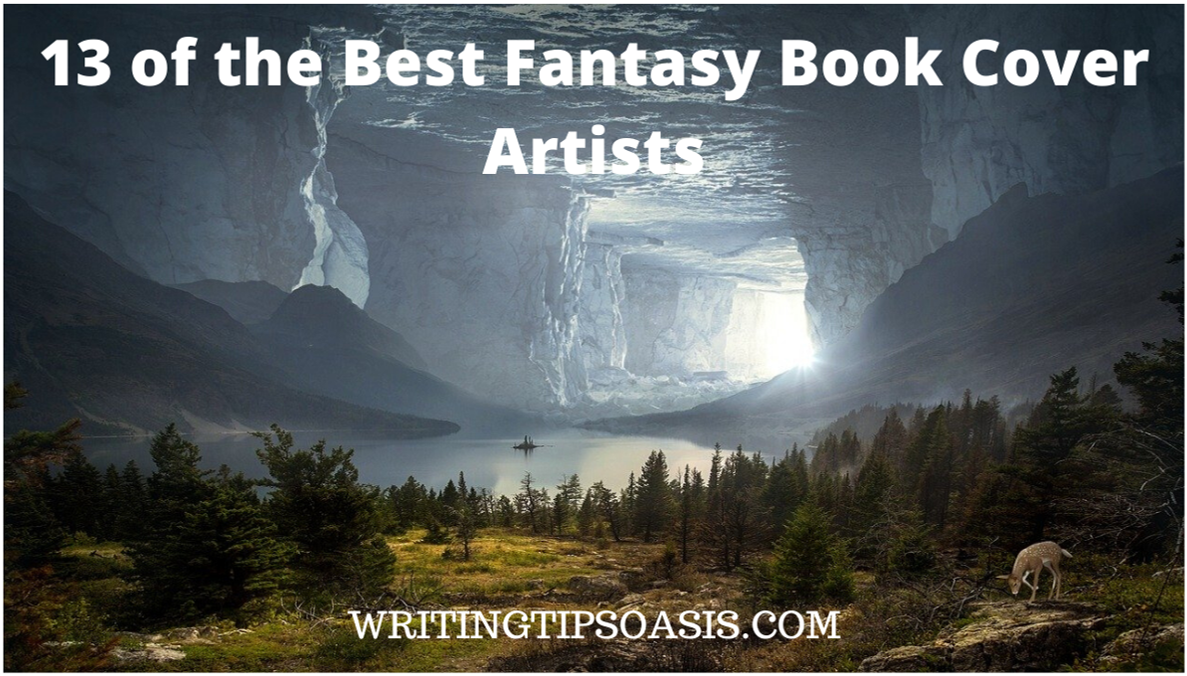 best fantasy book cover artists