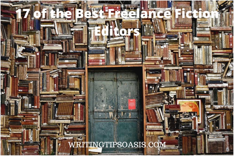 best freelance fiction editors