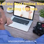 best online novel writing courses