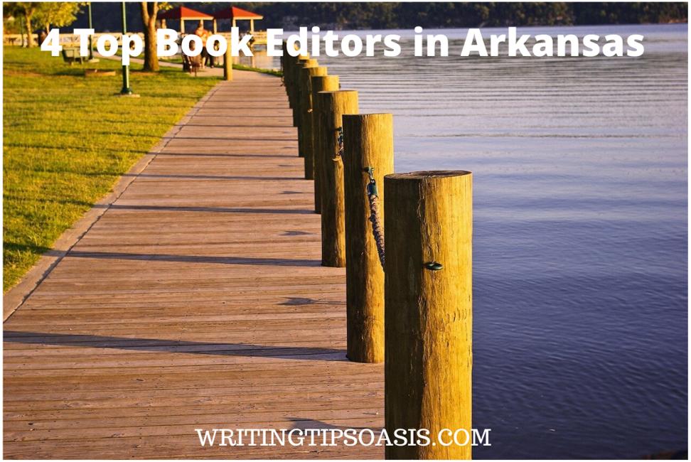 book editors in arkansas