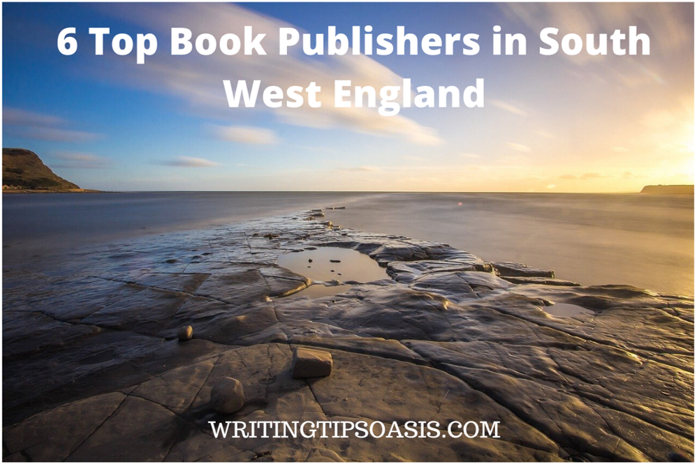 book publishers in South West England