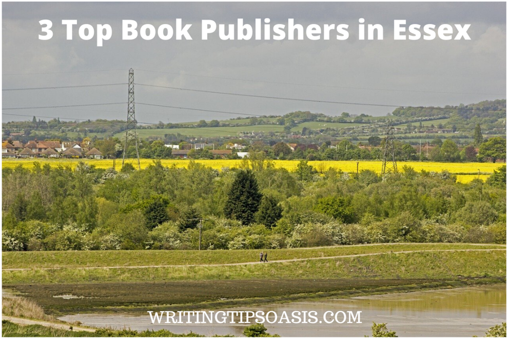 book publishers in essex